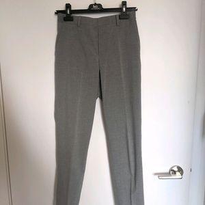 Uniqlo EZ Pants Grey Size Small
